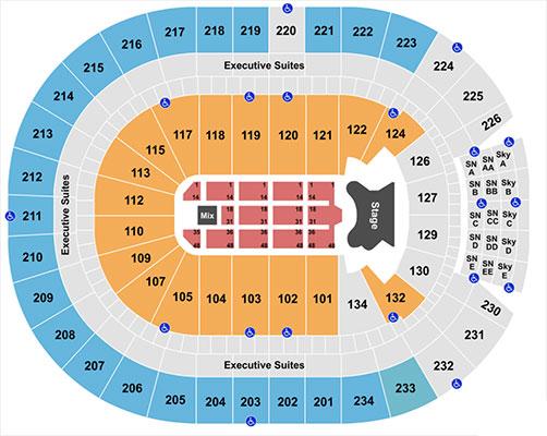 Elton John Edmonton Tour Concert Tickets Rogers Place 2019